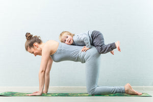 Top 3 Reasons to Practice Yoga With Your Baby