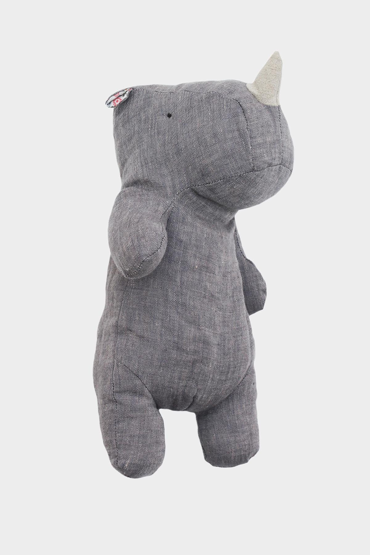 Safari Friends Medium Grey Rhino