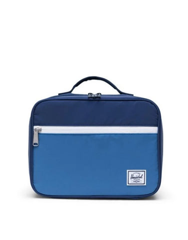 Pop Quiz Lunch Box Reflective Peacoat