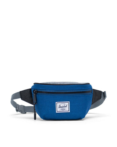 Twelve Hip Pack Monaco Blue Crosshatch