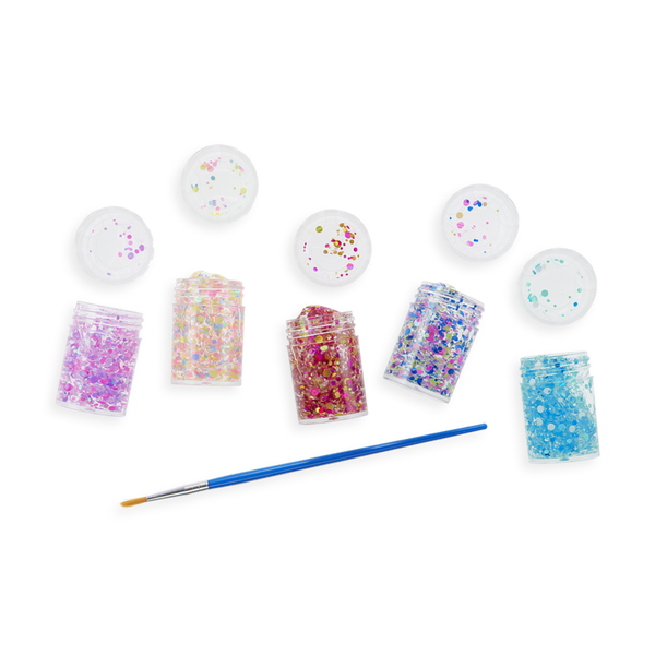 Mini Dots Pixie Paste Glitter Glue w/ Brush