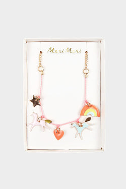 Unicorn Charms Necklace