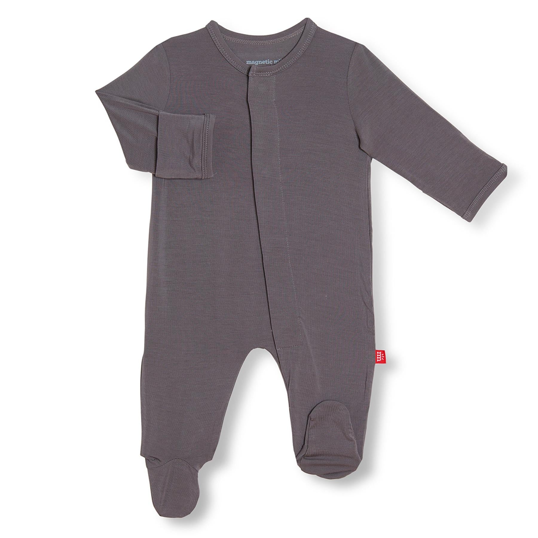 Pebble Modal Footed Romper
