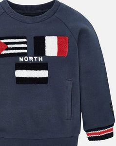 Flags Pullover
