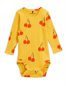Cherry L/S Body Onesie