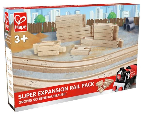 Super Expansion Rail Pack