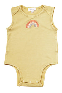 California Dreaming Rainbow Onesie