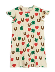 Clover Wing Baby Dress