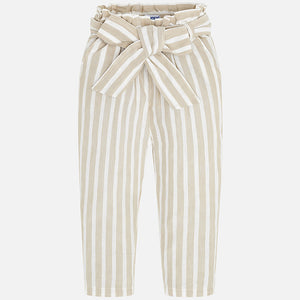 Sand Stripe Pants