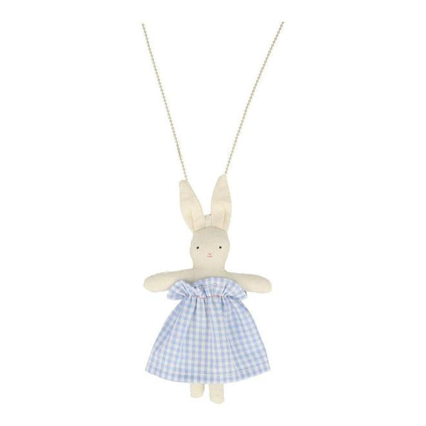 Bunny Doll Necklace