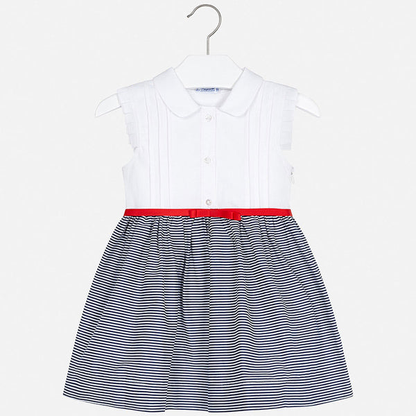 Nautical Stripes Dress