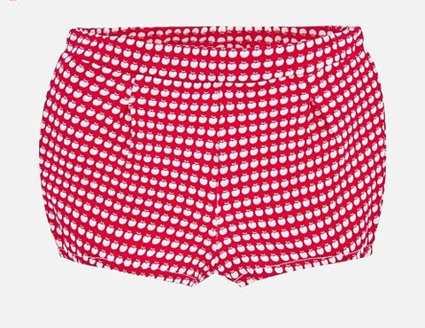Apple Bubble Shorts