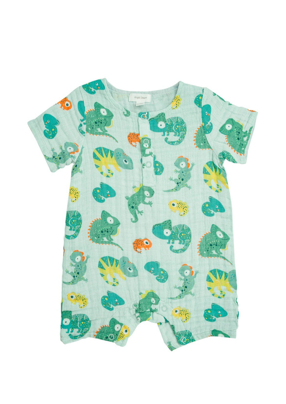 Opal Lizards Henley Shortall