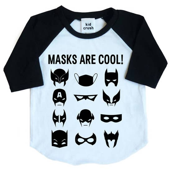 Masks Are Cool Tee