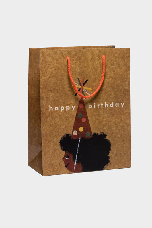 Afro Birthday Bag