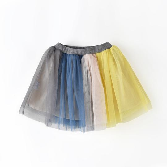 Baby Multi Tulle Skirt