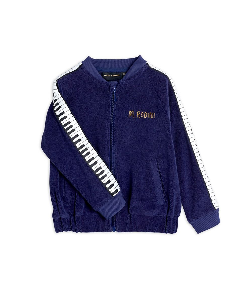 Piano Terry Jacket Kid