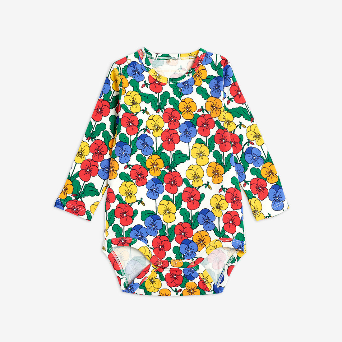 Violas Long Sleeve Bodysuit