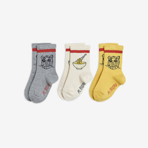 Tiger Socks 3 Pack