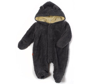 Steel Bear Fleece Snowsuit