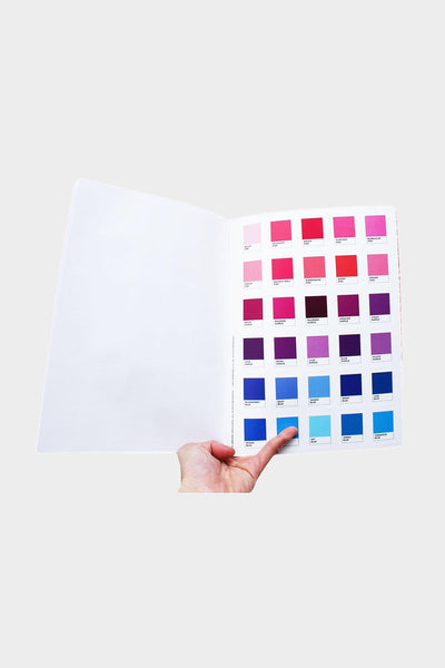 Pantone Sticker Book