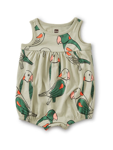 Parakeets Play Romper