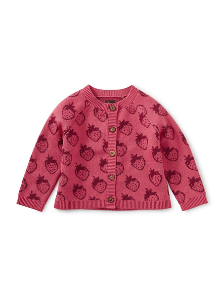 Fresh Fresas Icon Cardigan Baby