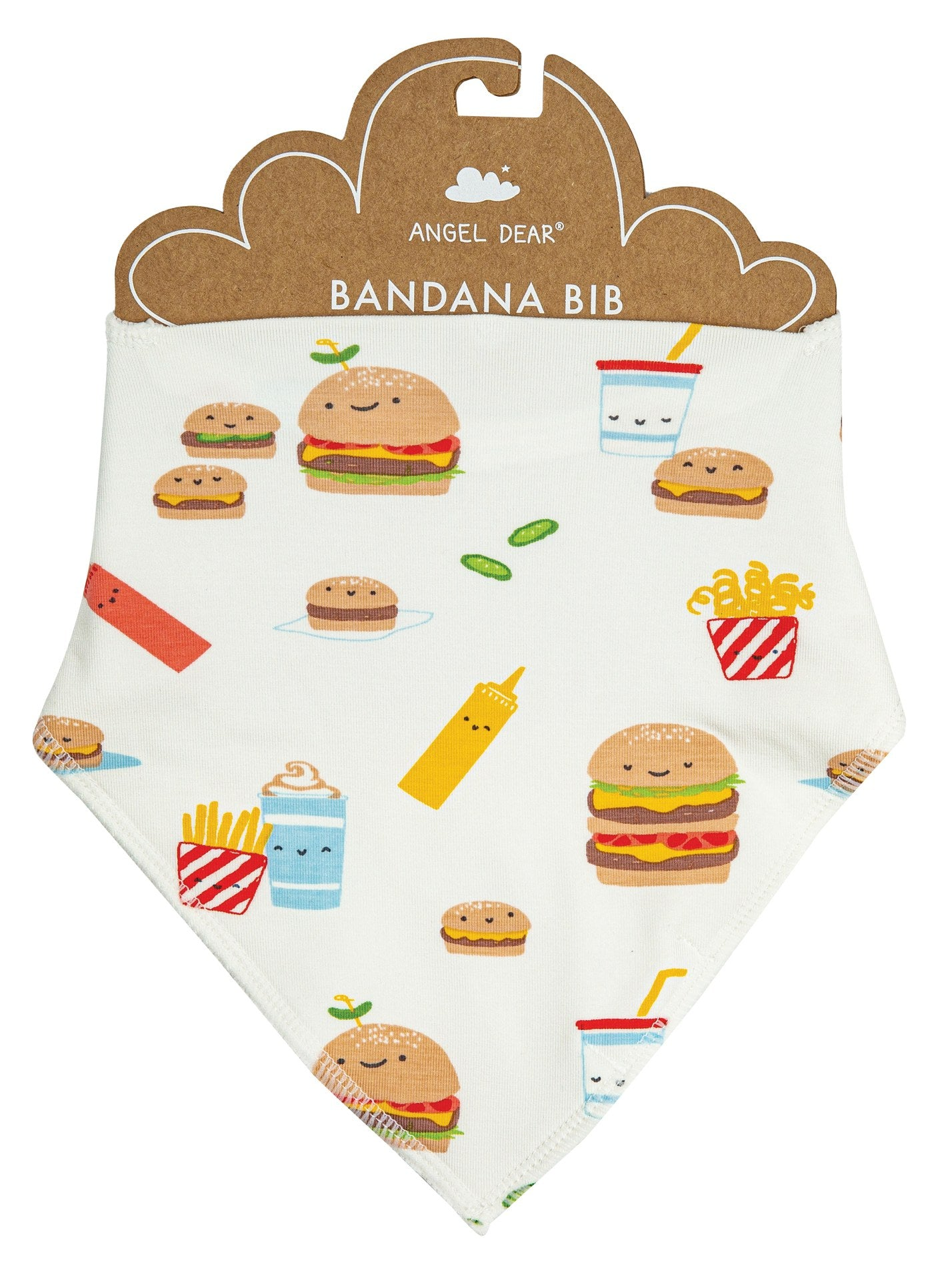 Burger Joint Bandana Bib
