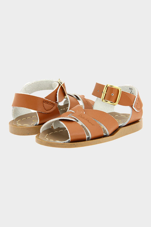 The Original Leather Sandal- Tan