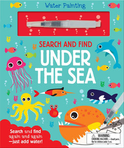 Search & Find: Under the Sea
