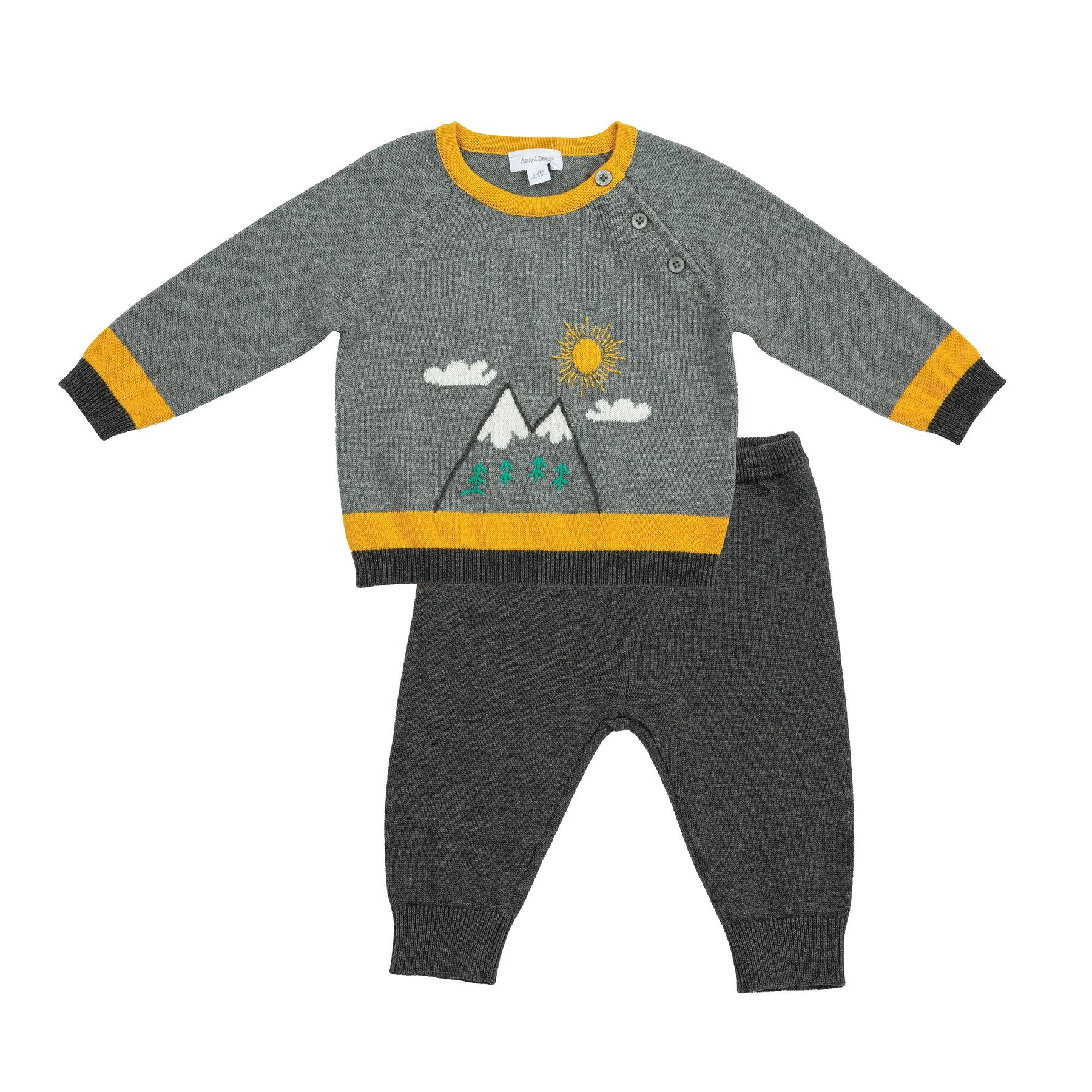 Mountain Sweater Set