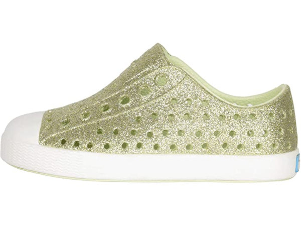 Jefferson Cucumber Bling/Shell White