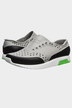 Lennox Block Pigeon Grey/Riddle Green/Jiffy Black