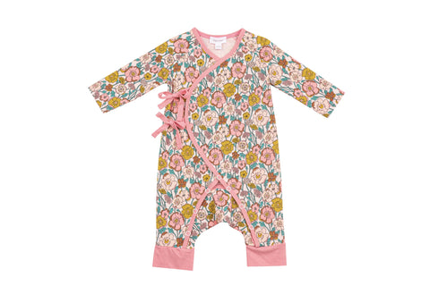 Flower Child Wrap Coverall