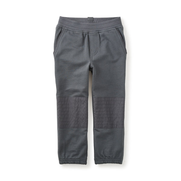 Coal French Terry Moto Pants
