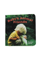 Baby Animal Friends Board Book