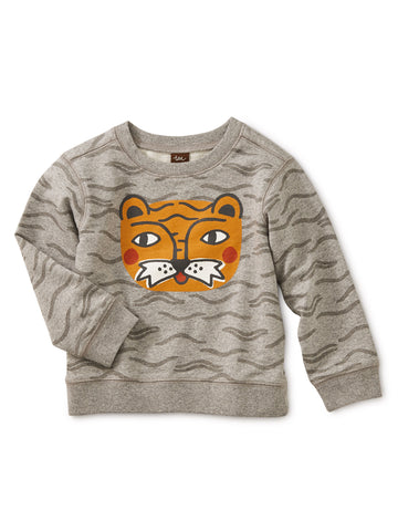 Tiger Graphic Popover (Baby)