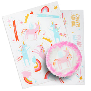 Edible Decorating Stickers
