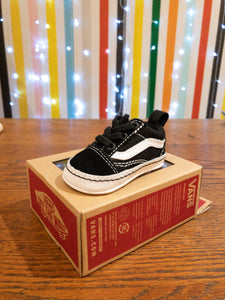 Old Skool Crib Moc Black