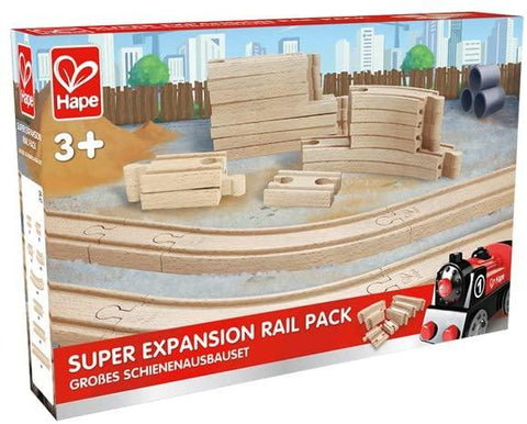 Super Expansion Rail Pack AS IS