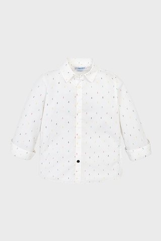 Anchors Button Up Shirt