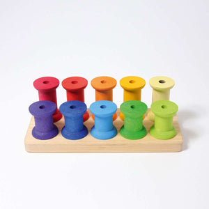 Stacking Game Large Bobbins