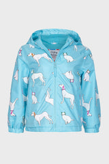 Cats & Dogs Color Changing Raincoat