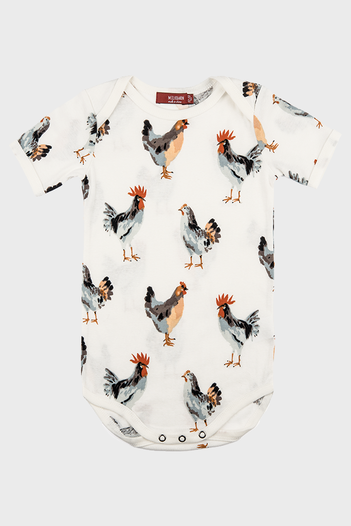 Chicken S/S Onesie