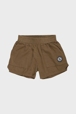 Corduroy Dad Shorts