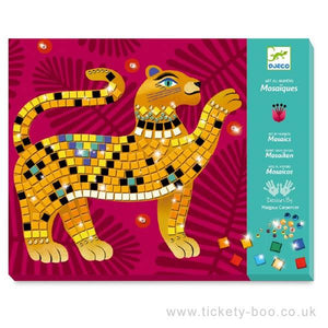 Mosaics Craft Kit- Deep in the Jungle