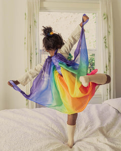 Silk Rainbow Wings