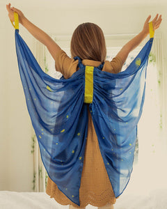 Silk Starry Night Wings