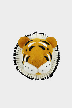 Mini Tiger Wool Mount