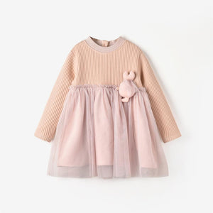 Dusty Pink Claire Dress
